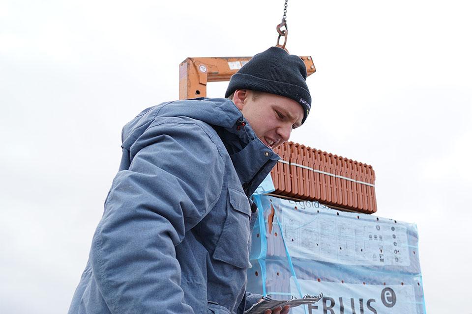 Rainer Frick ist Deutschlands bester Nachwuchszimmerer 2019